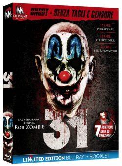 31 Film Koch Media Blu Ray