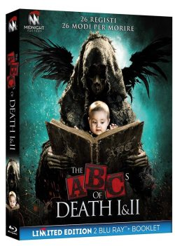 The ABCs of Death 1&2 Film - Midnight Factory